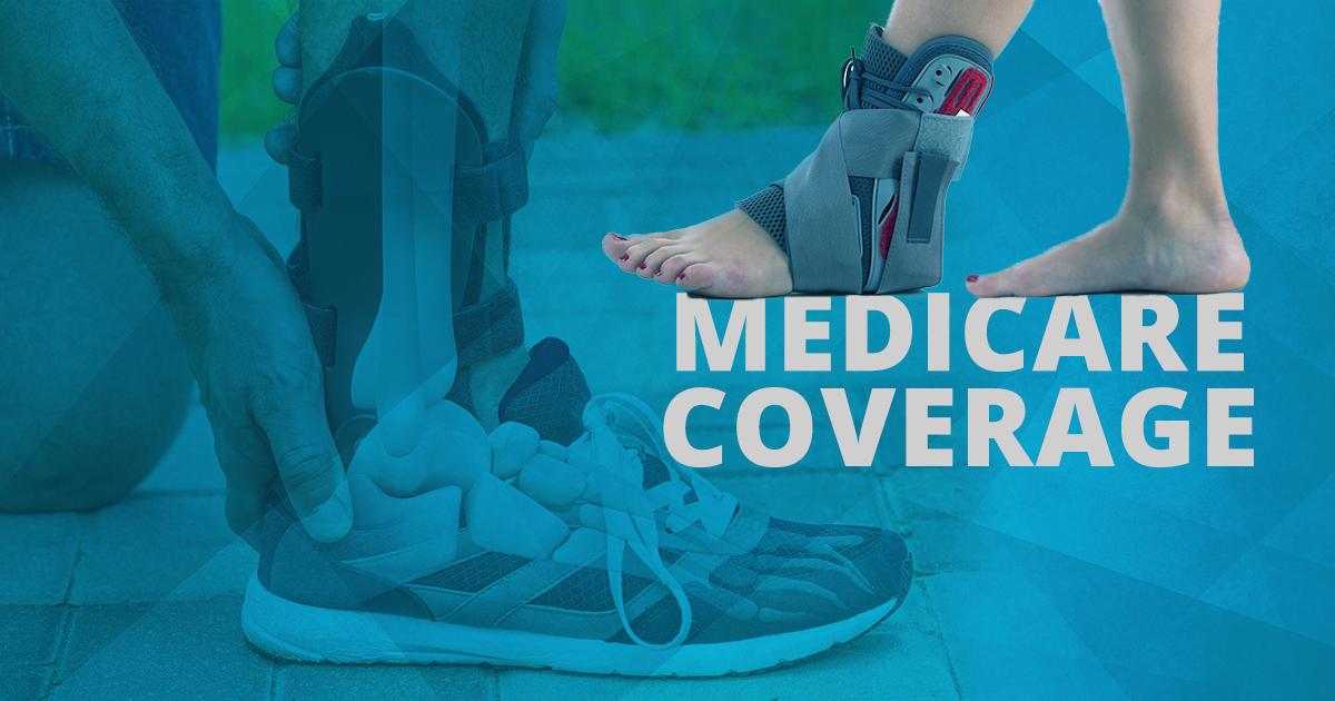 foot and ankle braces medicare coverage