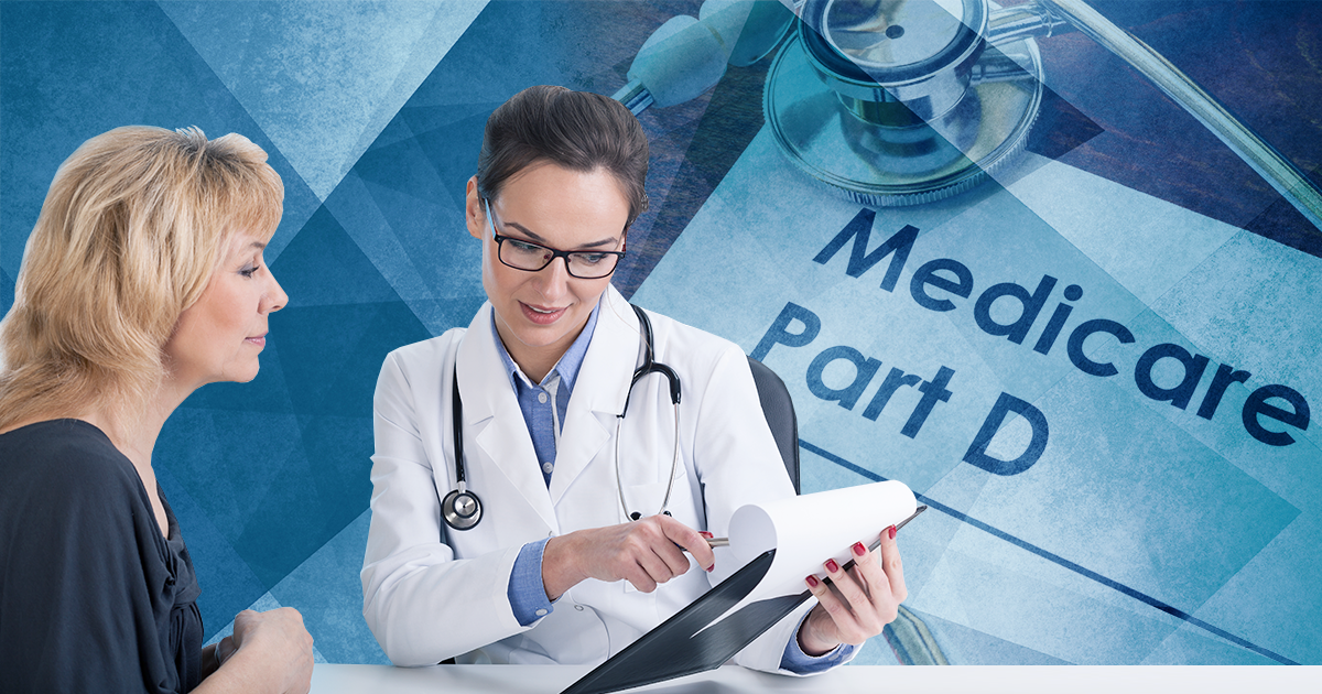 medicare part d, restrictions, formulary, doctor with patient