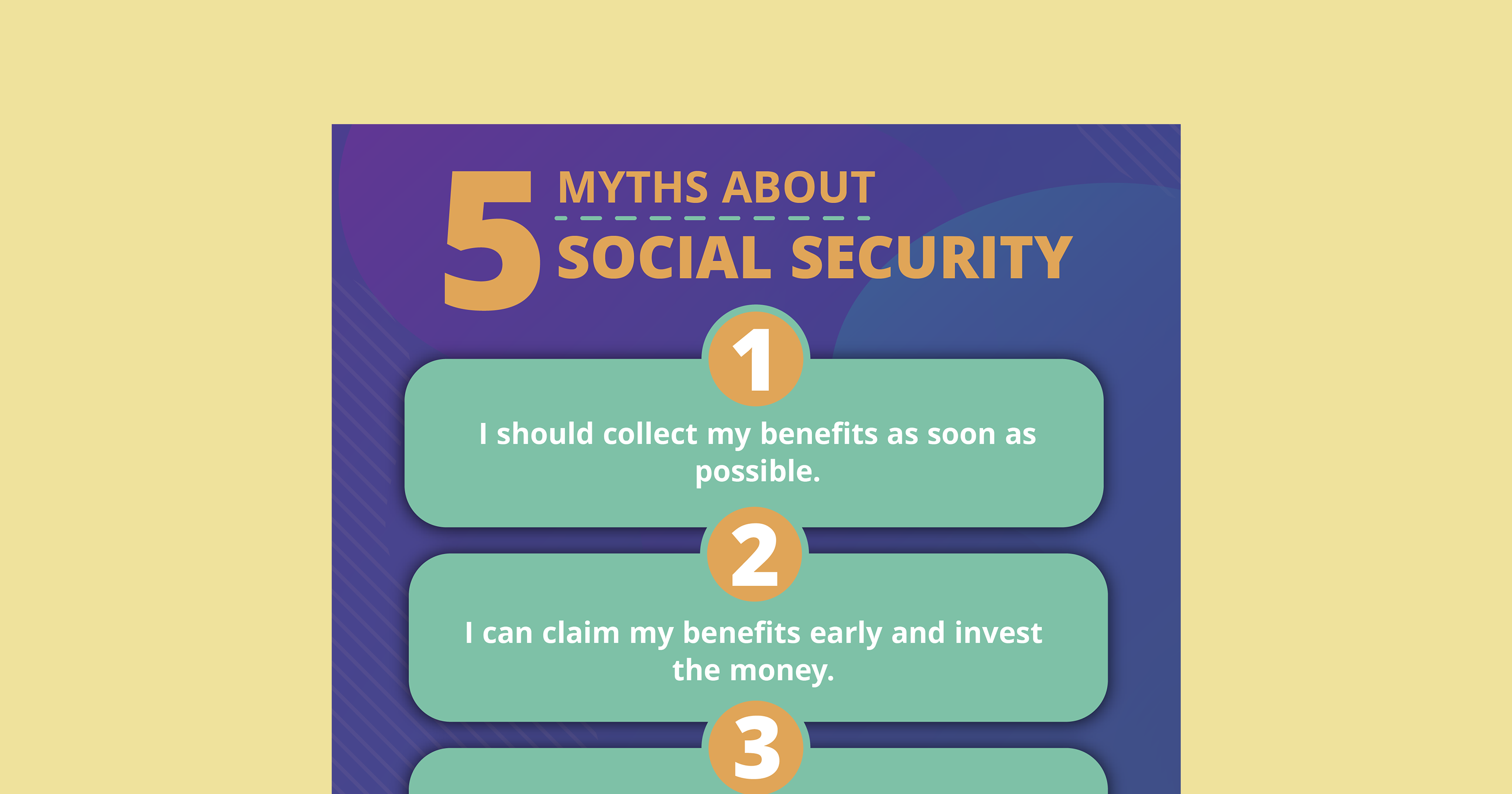 thumbnail infographic social security myths