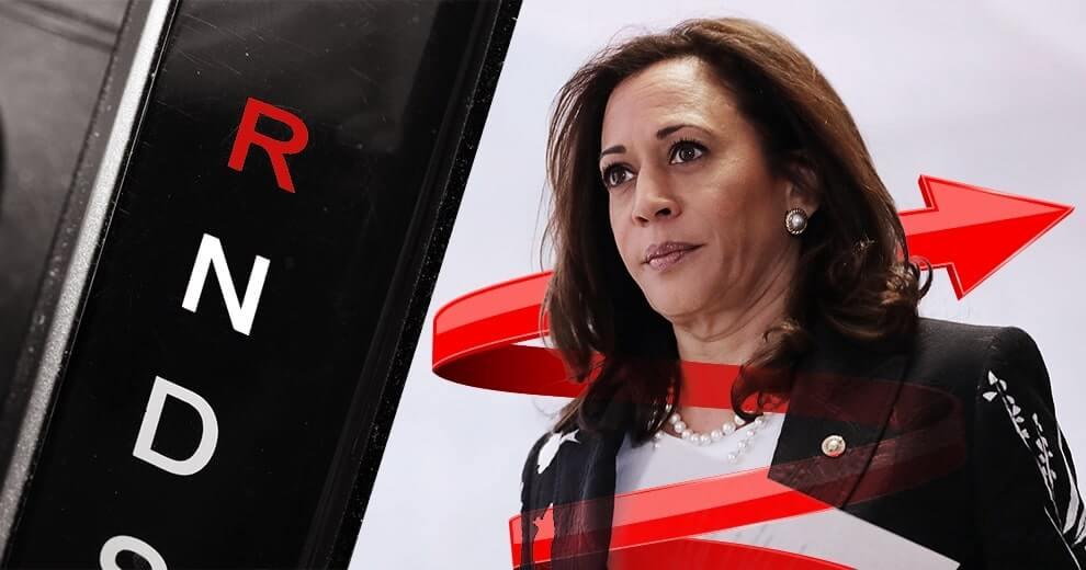 Kamala Harris next to reverse signal; dems backpedal on medicare for all