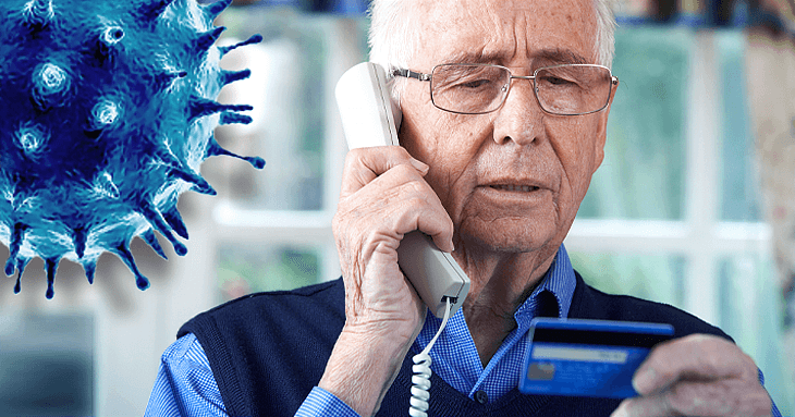 medicare scams, coronavirus, seniors, fraud